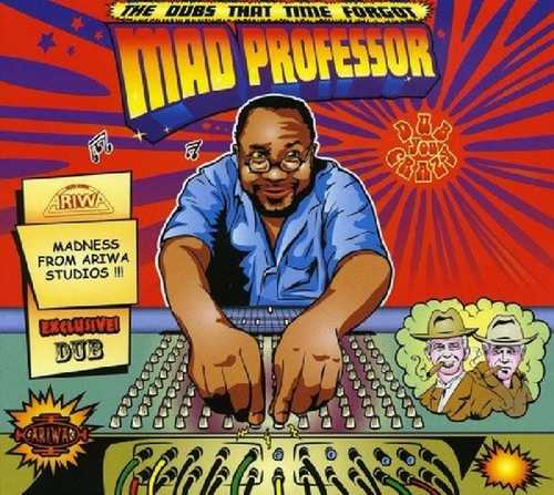 CD Shop - MAD PROFESSOR DUBS THAT TIME FORGOT