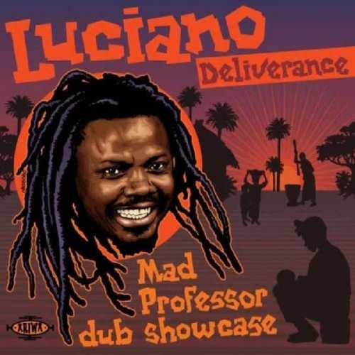 CD Shop - LUCIANO DELIVERANCE