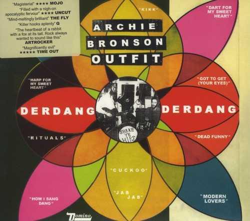 CD Shop - ARCHIE BRONSON OUTFIT DER DANG DER DANG