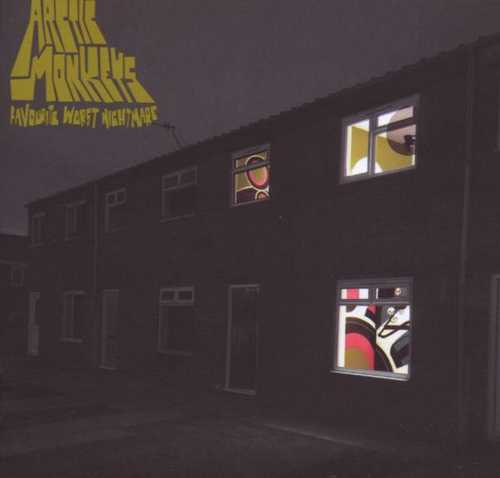 CD Shop - ARCTIC MONKEYS Favourite Worst Nightmare