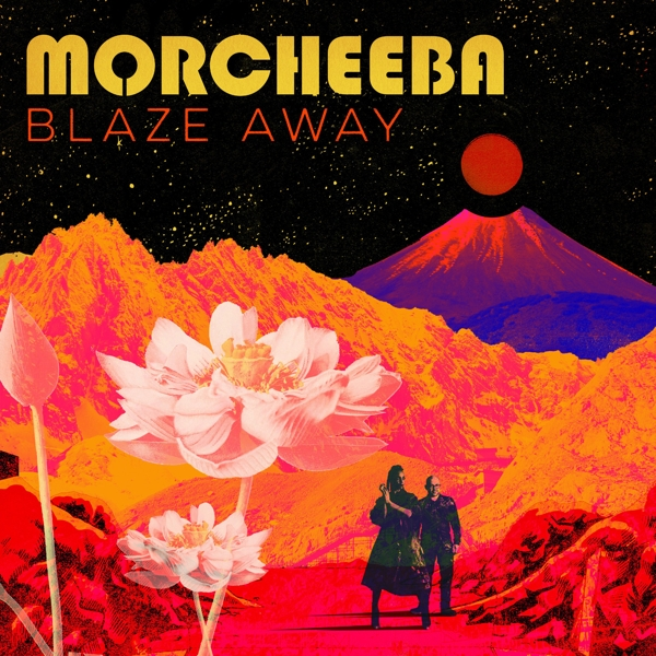 CD Shop - MORCHEEBA BLAZE AWAY