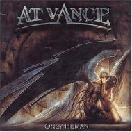 CD Shop - AT VANCE ONLY HUMAN