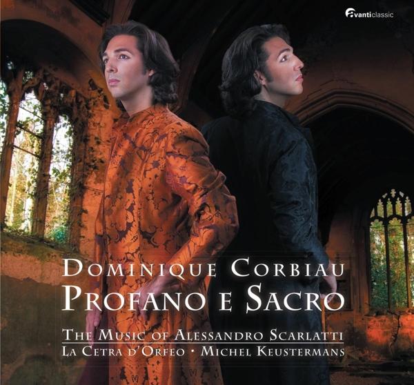 CD Shop - SCARALTTI, A. PROFANO E SACRO