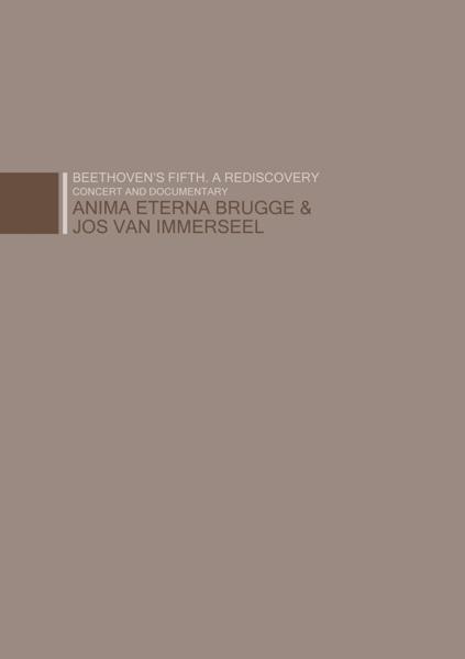 CD Shop - ANIMA ETERNA BRUGGE SYMPHONY NO.5