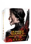 CD Shop - HUNGER GAMES KOLEKCE 1-4 5BD