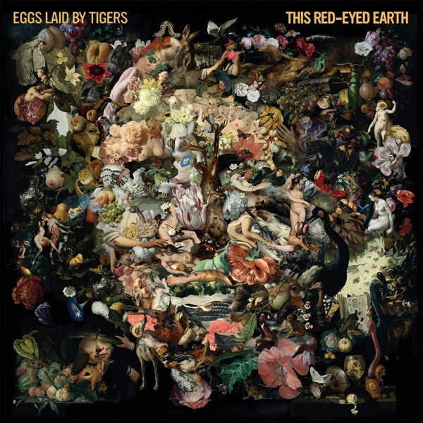 "CD Shop - ""EGGS LAID BY TIGERS-10"""""" THIS RED-EYED EARTH"