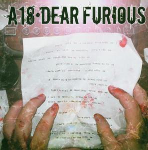 CD Shop - A 18 DEAR FURIOUS