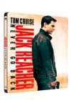 CD Shop - JACK REACHER: NEVRACEJ SE BD - STEELBOOK