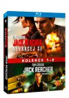 CD Shop - JACK REACHER KOLEKCE 1-2 2BD