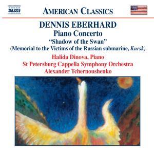 CD Shop - EBERHARD, D. PIANO CONCERTO