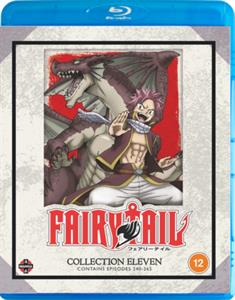 CD Shop - ANIME FAIRY TAIL: COLLECTION 11