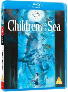 CD Shop - ANIME CHILDREN OF THE SEA