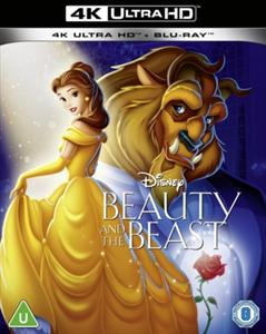CD Shop - ANIMATION BEAUTY AND THE BEAST