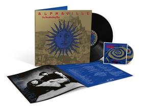 CD Shop - ALPHAVILLE THE BREATHTAKING BLUE (LP+DVD)
