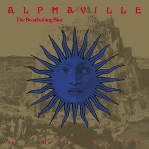 CD Shop - ALPHAVILLE THE BREATHTAKING BLUE (2CD+DVD)