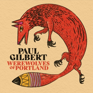 CD Shop - GILBERT, PAUL WEREWOLVES OF PORTLAND