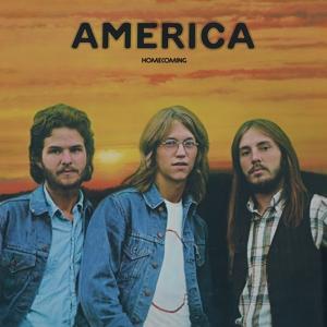 CD Shop - AMERICA HOMECOMING