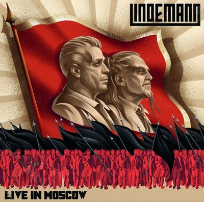 CD Shop - LINDEMANN LIVE IN MOSCOW