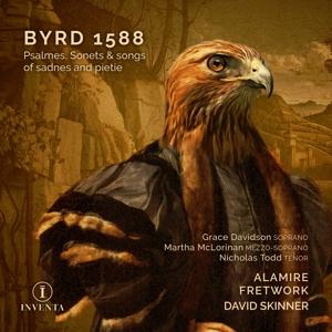 CD Shop - ALAMIRE / DAVID SKINNER / BYRD 1588 PSALMES SONETS & SONGS