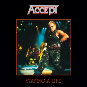 CD Shop - ACCEPT STAYING A LIFE