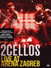 CD Shop - TWO CELLOS LIVE AT ARENA ZAGREB