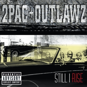 CD Shop - 2PAC & THE OUTLAWS STILL I RISE