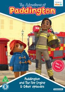 CD Shop - ANIMATION ADVENTURES OF PADDINGTON: PADDINGTON AND THE FIRE ENGINE