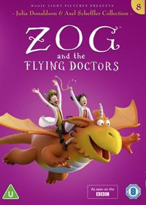 CD Shop - ANIMATION ZOG AND THE FLYING DOCTORS