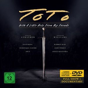 CD Shop - TOTO WITH A LITTLE HELP FROM MY FRIENDS