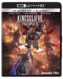 CD Shop - ANIMATION KINGSGLAIVE: FINAL FANTASY XV