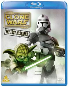 CD Shop - ANIMATION STAR WARS - THE CLONE WARS: THE LOST MISSIONS