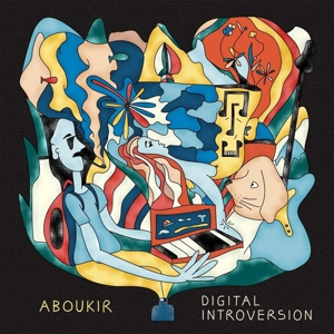 CD Shop - ABOUKIR DIGITAL INTROVERSION