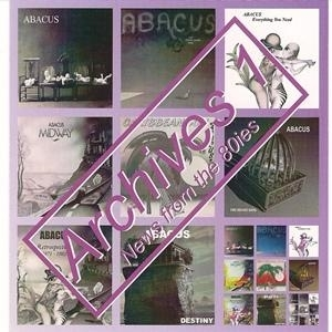 CD Shop - ABACUS ARCHIVES - NEWS FROM THE 80S