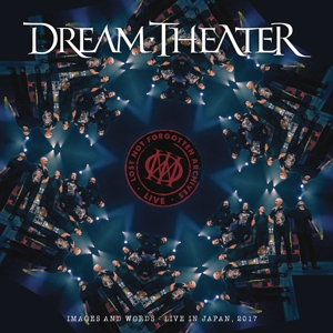 CD Shop - DREAM THEATER LOST NOT.. -LP+CD-