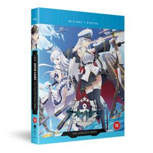 CD Shop - ANIME AZUR LANE: THE COMPLETE SERIES