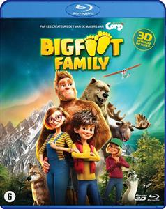 CD Shop - ANIMATION BIGFOOT FAMILY