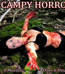 CD Shop - MOVIE CAMPY HORROR COLLECTION