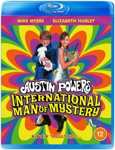 CD Shop - MOVIE AUSTIN POWERS: INTERNATIONAL MAN OF MYSTERY