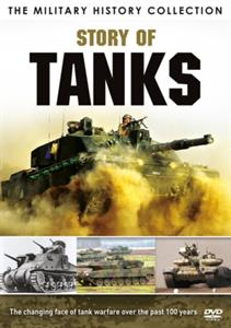 CD Shop - DOCUMENTARY MILITARY HISTORY COLLECTION: STORY OF TANKS