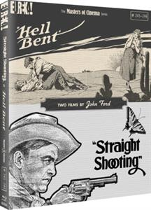 CD Shop - MOVIE STRAIGHT SHOOTING/HELL BENT