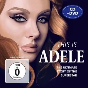 CD Shop - ADELE THIS IS ADELE / UNAUTHORIZED