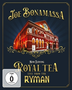 CD Shop - BONAMASSA, JOE NOW SERVING:ROYAL TEA LIVE FROM THE RYMAN