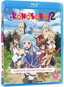 CD Shop - ANIME KONOSUBA: GOD