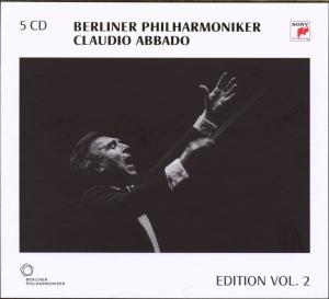 CD Shop - ABBADO, CLAUDIO ANNIVERSARY EDITION VOL.2