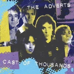 CD Shop - ADVERTS CAST OF THOUSANDS