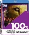CD Shop - 3 BD 100% 3D FANTASY