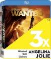 CD Shop - 3 BD 3X ANGELINA JOLIE