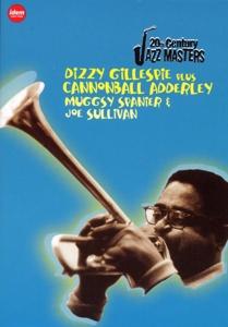 CD Shop - GILLESPIE/ADDERLEY/SPANIE 20TH CENTURY JAZZ MASTERS