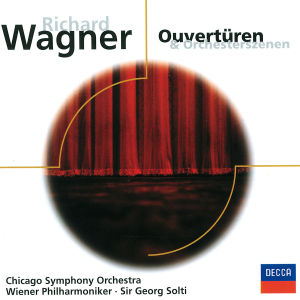CD Shop - WAGNER, R. OVERTURES