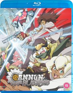 CD Shop - ANIME CANNON BUSTERS: THE COMPLETE SERIES